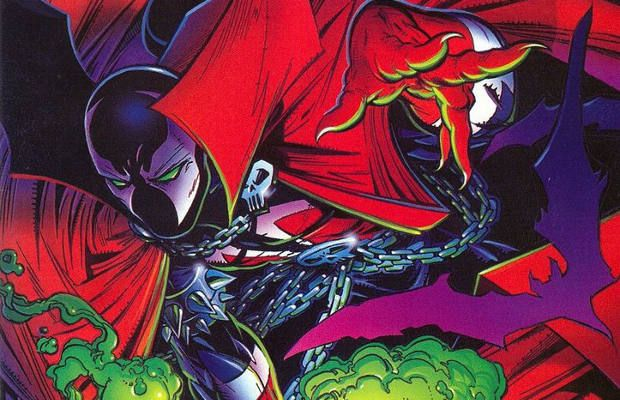 Spawn #1 hit selves in 1972 and sold 1.7 million copies, becoming a household name. #spawn #comicbooks #imagecomics