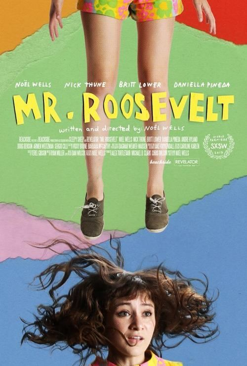 Watch->> Mr. Roosevelt 2017 Full - Movie Online