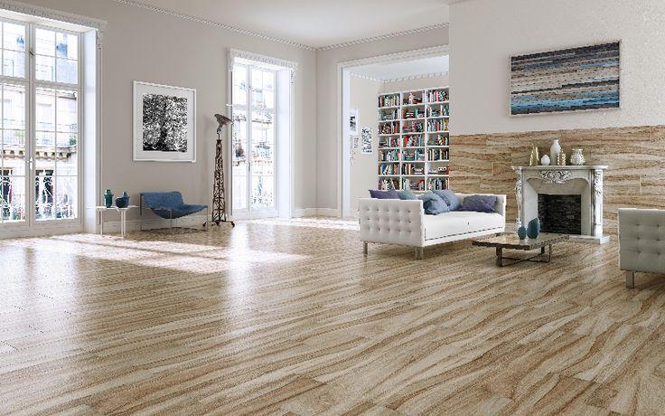 Tile of Spain: STN Ceramica Infografia wood look floor tile