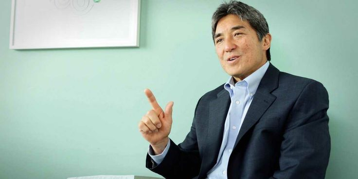 Guy Kawasaki: 'If You're Using Social Media Right, You Will Piss Some People Off'