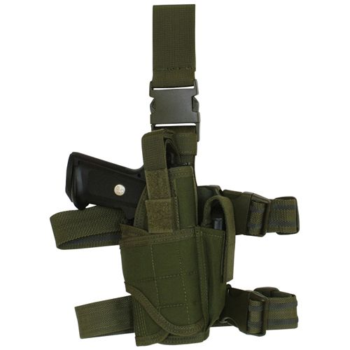 Commando Tactical Holster - Left Handed -58-6805