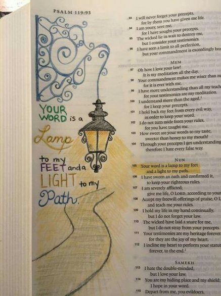 16+ ideas for quotes bible light art journaling #quotes #art