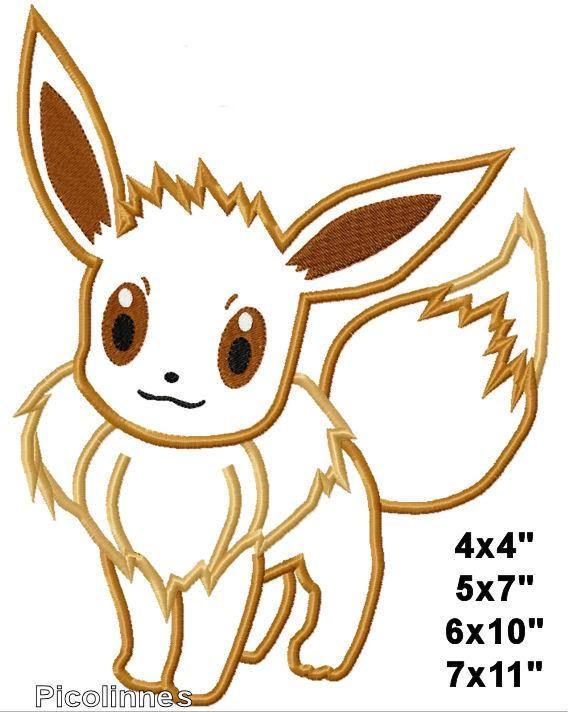 Foxy Applique 14 Different Applique Machine Embroidery Designs 4x4 5x7 6x10 8x8