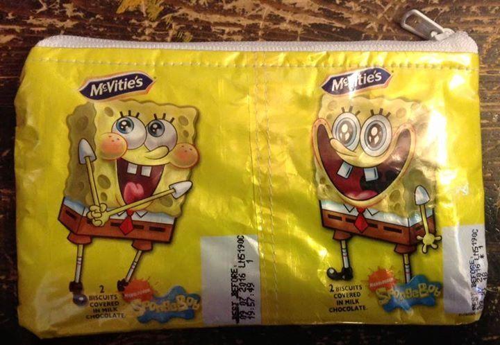 Paavo Pesusieni-pussukka, SpongeBob SquarePants