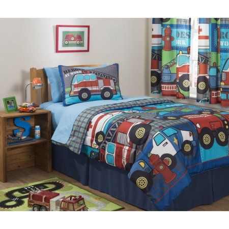 25 best ideas about boys bedroom curtains on pinterest - Bedroom comforter and curtain sets ...