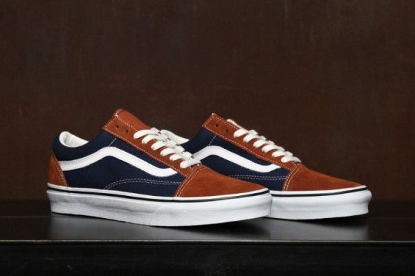 Mature colorway for a kick-around classic.