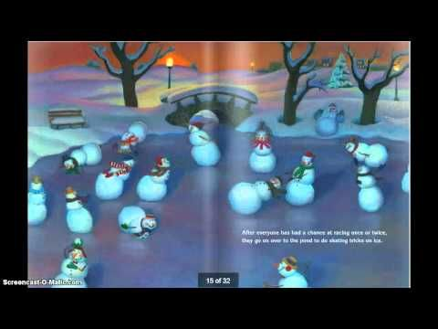 ▶ Snowmen At Night - YouTube