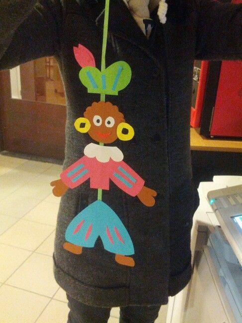 Piet mobiel bedacht door mijn collega Marinda