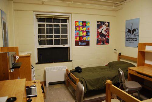 College Dorm Room Decorating Ideas Lodge