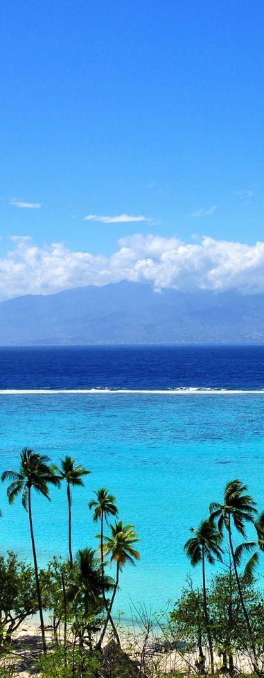 Moorea, French Polynesia #TheIslandsofTahiti #LoveTahiti