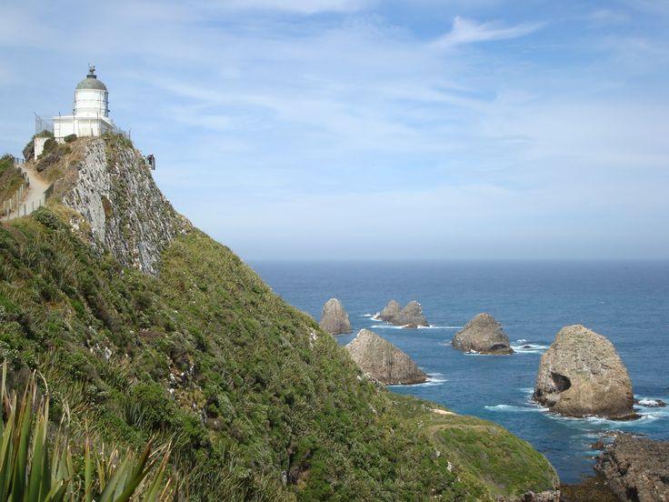 Nugget point, Catlins, New Zealand Taken By www.silberhorn.co.nz  #silberhorn #newzealand