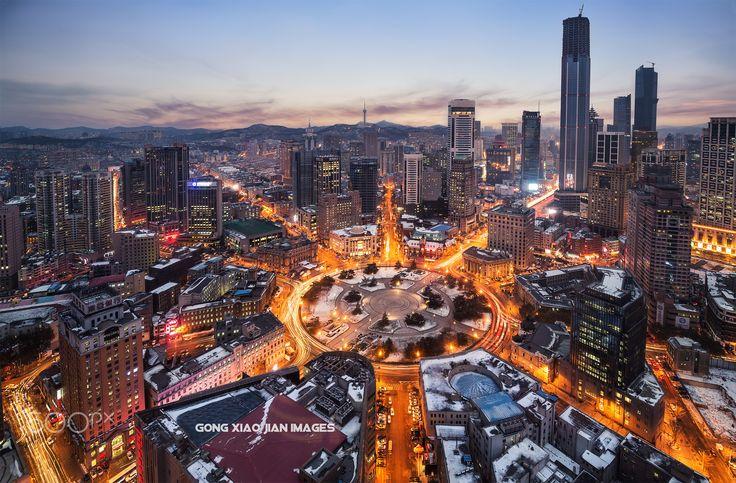 Dalian China. Photographer: Leo Gong [2048 x 1346]