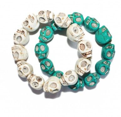 Mayan Skull Bracelet - Venture Collection - Online Men's & Women's Fashion Accessories Store with Free Shipping