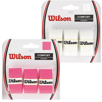 Wilson 2016 pro #overgrip for rackets 3 pack #tennis badminton #replacement wrz40,  View more on the LINK: http://www.zeppy.io/product/gb/2/141896304589/