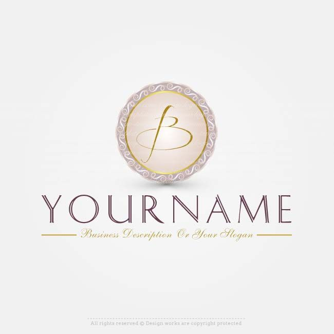 39 best free alphabet logos images on pinterest create a logo free logo and logo templates. Black Bedroom Furniture Sets. Home Design Ideas
