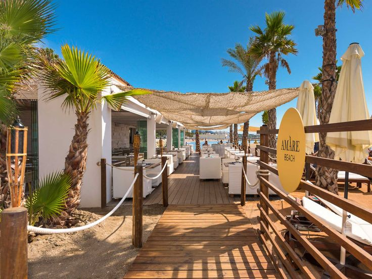 Amare Marbella Beach Hotel, adults only hotel on the beachfront 5 mins walking from Marbella's old town. Ideal holidays for couples, singles, and friends.