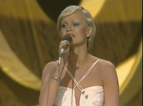 Eurovision Song Contest 1979 / Finland: Katson sineen taivaan by Katri-Helena. Among my Finnish ESC favorites! #eurovision