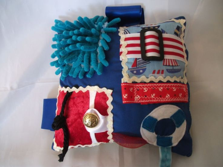 192 Best Busy Bags Amp Sensory Cushions Images On Pinterest