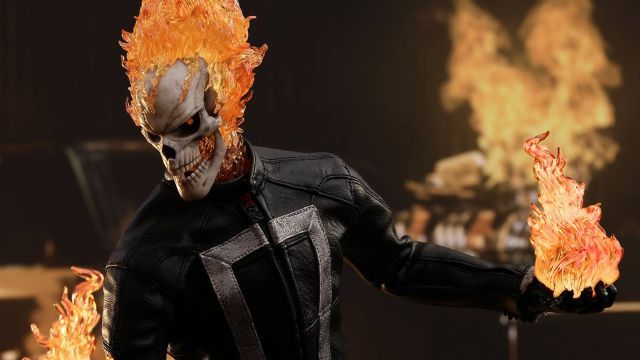 Hot Toys Reveals Agents of SHIELDs Ghost Rider Figure