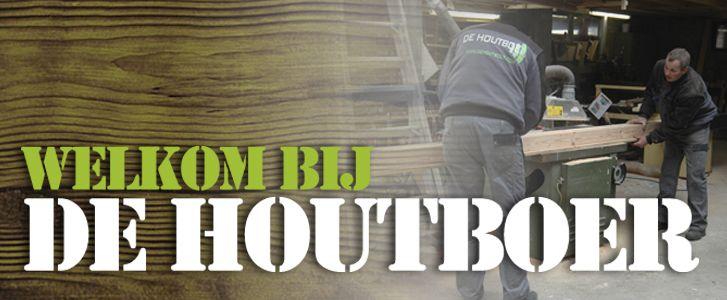 De Houtboer - Online hout & Hout shop - Online kopen!