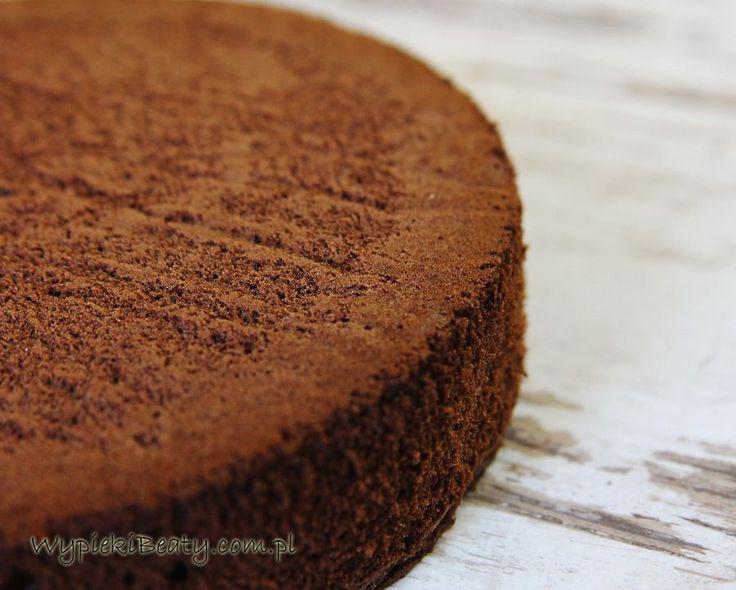 biszkopt czekoladowy kakaowy 2