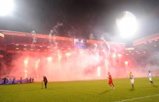 22 december 2007: sc Heerenveen - FC Twente (1-2).