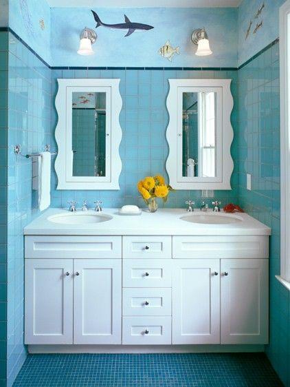 9 best Kids Fish Bathroom images on Pinterest Kid bathrooms