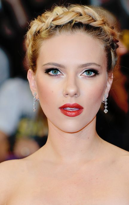 Scarlett Johansson                                                                                                                                                      More