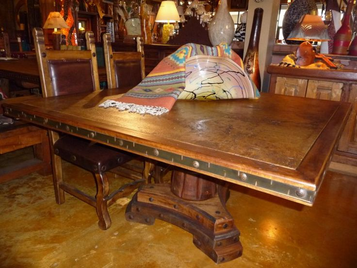 17 Best Images About Rustic Dining Room On Pinterest Rustic Wood Tables And Old Door Tables