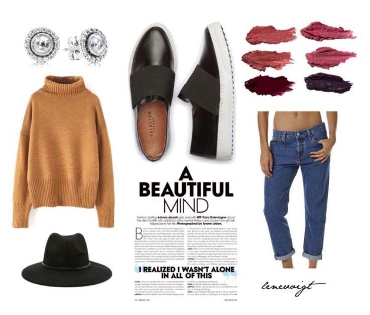 beautiful mind. follow me on #polyvore @lenevoigt #fashion #hipster