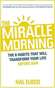 Hal Elrod - The Miracle Morning  https://www.ilgiardinodeilibri.it/libri/__miracle-morning-hal-elrod.php?pn=130