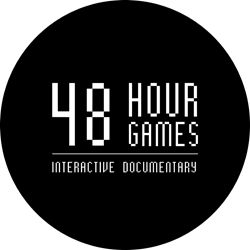 48 Hour Games is the world's first feature-length interactive documentary. It follows the stories of the participants of the 2011 Nordic Game Jam as they strive to create a video game from scratch in just 48 hours.