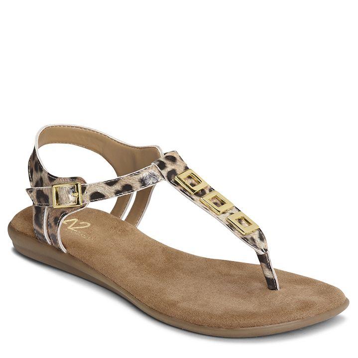 by Aerosoles Enchlave Women's Thong Sandals, Lt Beige