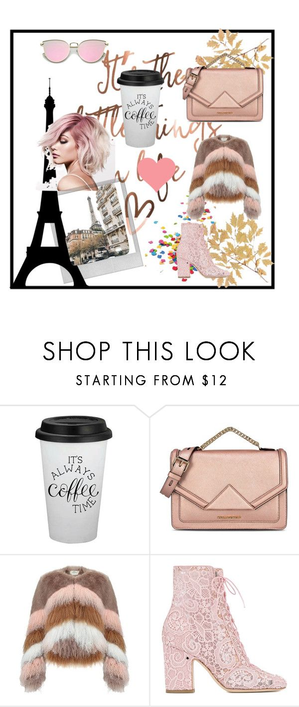 """""""Paris"""" by rebecioatto on Polyvore featuring moda, Karl Lagerfeld, Urbancode, Laurence Dacade e Polaroid"""