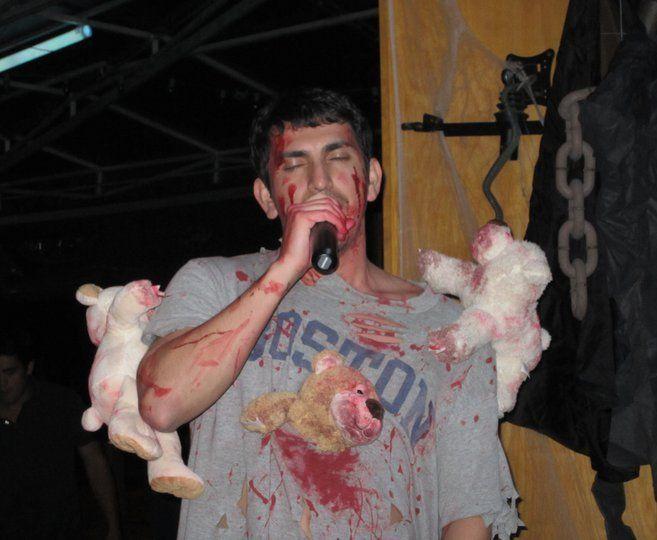 Bear attack victim   Halloween   Pinterest