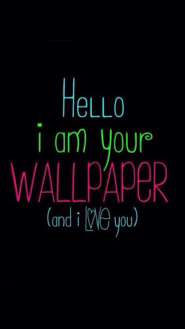 I love you #iPhone #5s #Wallpaper Download | Just pin what you like.