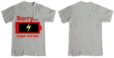 Kaos T-Shirt Keren Dewasa dan Anak2.