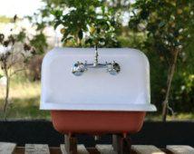 1000+ ideas about Cast Iron Farmhouse Sink on Pinterest   Farm ...