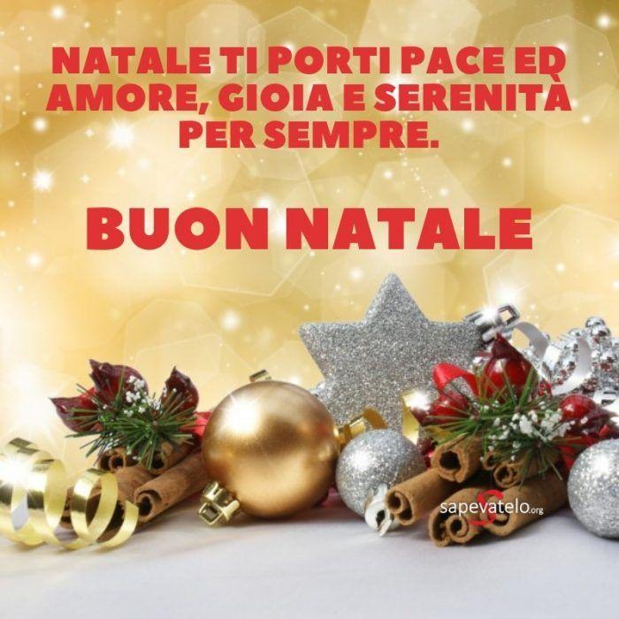 Frasi Natale E Amore.Natale Vi Porti Pace Ed Amore Gioia E Serenita Per Sempre Buon Natale Buon Natale Natale Auguri Natale