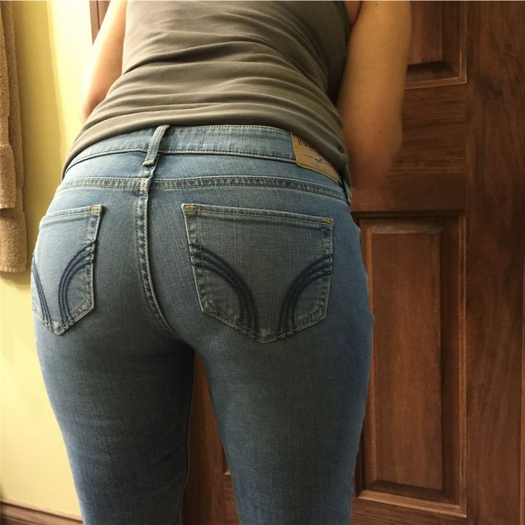 Skinny girls in thong