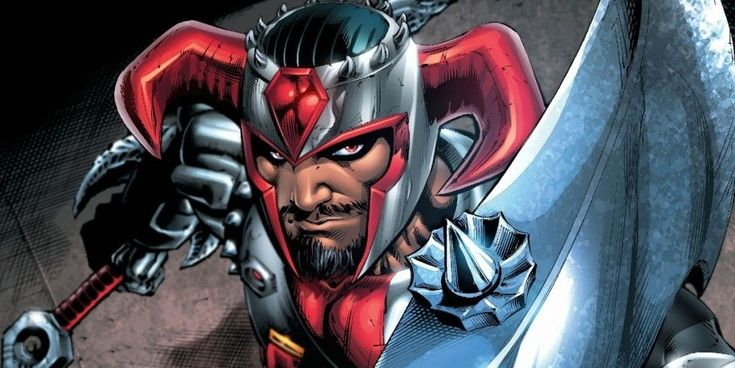Justice League Toy Offers Best Look At Steppenwolf