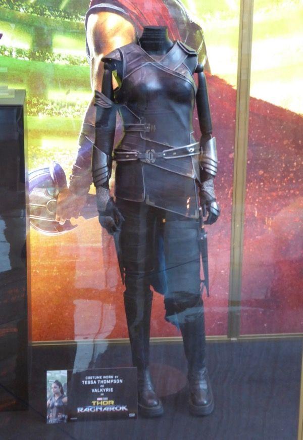 Tessa Thompson Thor: Ragnarok Valkyrie film costume
