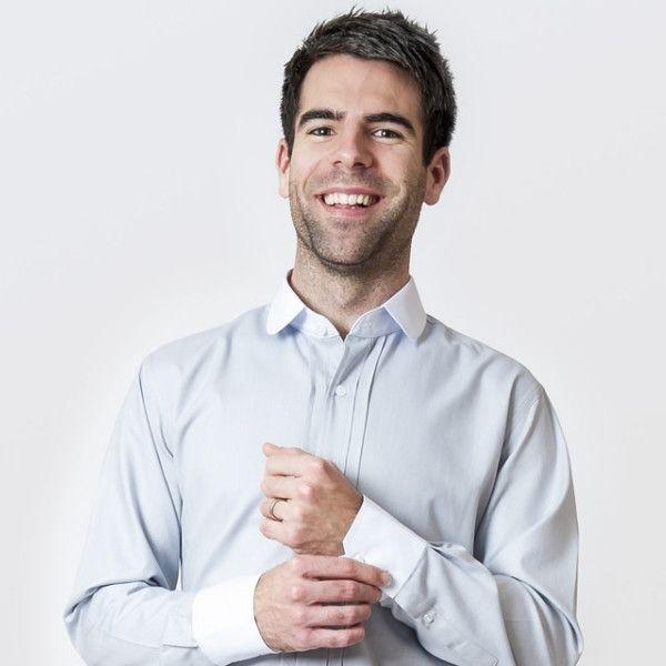 Light Grey Shirt – Visible Clothing