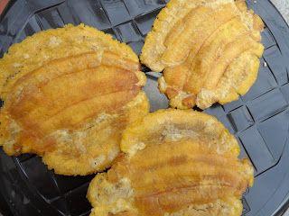 PATACONES EL PLATANAL Cultivamos el plátano en Alejandria y San Rafael Ant: FRIJOLES CON PATACONES Y CHICHARRONES,CARNE EL MEJ...