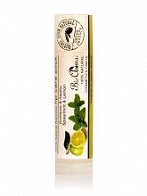 "Lipstick with lemon and spearmint ""Bioaroma "" 0.1 fl. oz"