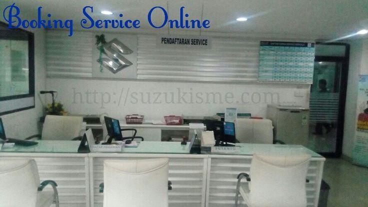 #booking #service #suzuki #cempaka #putih