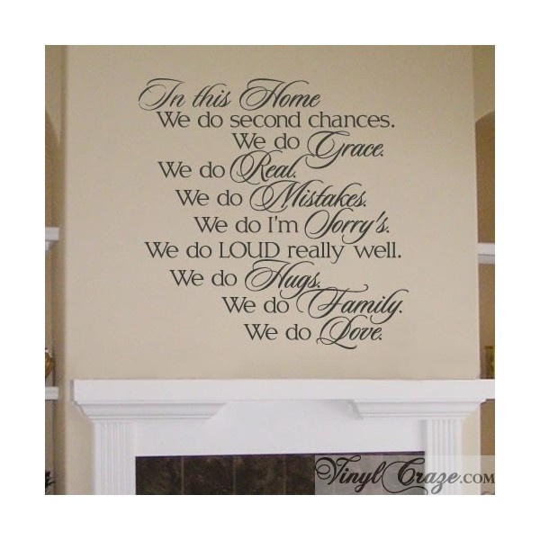 Large Foyer Quotes : Best wall sayings images on pinterest my house