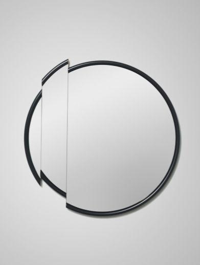#LeeBroom   Split Mirror Round