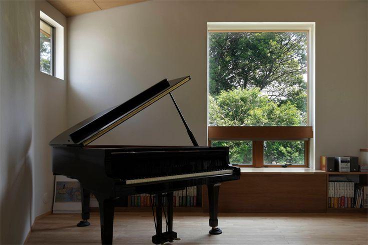 【O-uccino】桜ヶ丘の家2 建築家・長浜信幸さんの作品事例