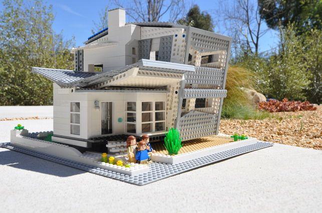 Zu lego auf pinterest lego haus lego kreationen und lego castle